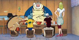 【ワンピース】ヨコヅナはただのカエルではない!挑んでいる海列車とは?